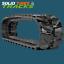 230x48x60 Mini Excavator Track for Case CK13,CK15// Kubota K013 K015//Thomas T15V