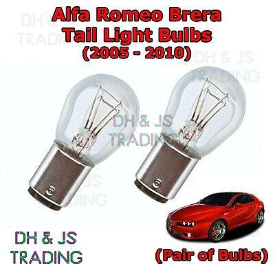 2x Alfa Romeo Brera Genuine Osram Ultra Life Side Indicator Light Bulbs Pair