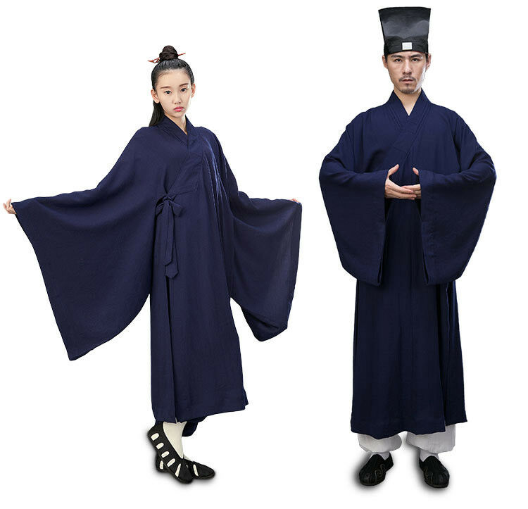 Wudang Taoist Robe Kung Fu Tai   Morning Exercise  Uniform  nese Gown Martial  online shop