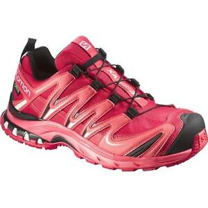 Details about Trail Running Shoes Women's Salomon Xa pro 3D GTX W Woman Lotus Pink