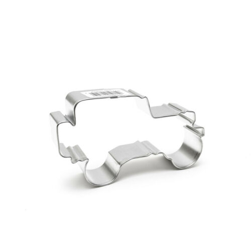 """Biscuit Pastry Fondant Baking Tools Cake 4WD Details about  /JEEP Cookie Cutter 4.25/"""""""