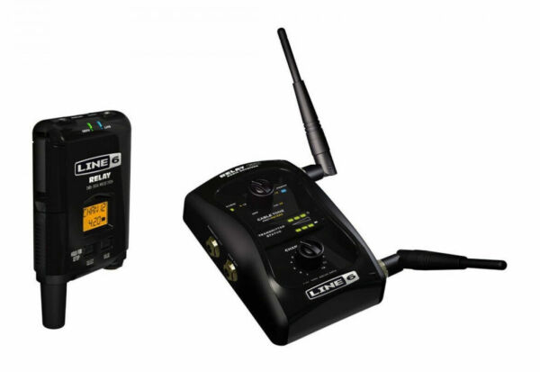 line 6 relay g50 digital guitar wireless system with pro stompbox receiver 99 123 0105 for. Black Bedroom Furniture Sets. Home Design Ideas