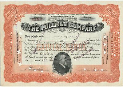 Gettysburg /& Harrisburg Railroad Company Stock Certificate Pennsylvania