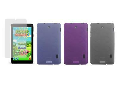 """BNTV450 // BNTV460 2018 TPU Case and Screen Protector for Nook Tablet 7/"""""""