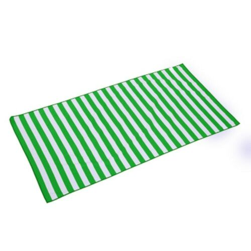 Quick Dry Travel Towel Striped Extra Large Microfibre Lightweight Beach Towel