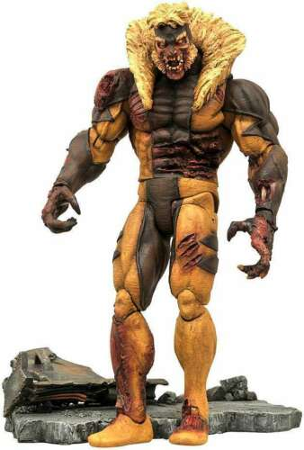 Zomie Sabretooth Marvel Sélectionner 2015
