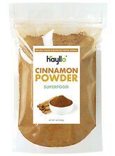 Hayllo Sri Lanka Cinnamon Powder Ground In Resealable Bag, 10 Ounce