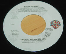 Eddie Rabbitt 45 The Best Year Of My Life / Over There