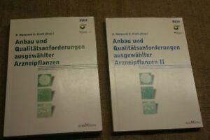 Fachbuch-Anbau-und-Kultur-Arzneipflanzen-Kraeuter-2-Baende-Heilpflanzen-2002