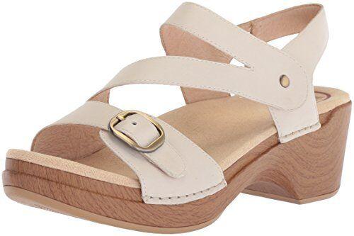 Dansko donna Shari Flat Sandal- Pick Pick Pick SZ colore. 59b6e8