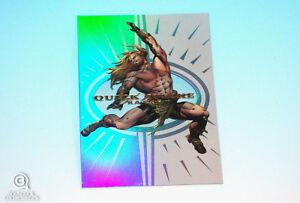 2013-Fleer-Marvel-Retro-Ka-Zar-Quick-Strike-Card-16-Skybox-Z-Force-1-40-Packs