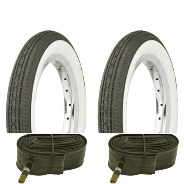 ALL COLORS New original TIRE DURO 12 1//2 X 2 1//4 SIDE WALL HF-143G