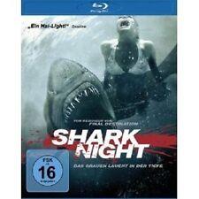 SHARK NIGHT BLU-RAY MIT DONAL LOGUE NEU