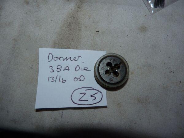 3 Ba Die - Dormer - 13/16 Od - Engineering Jade Blanco