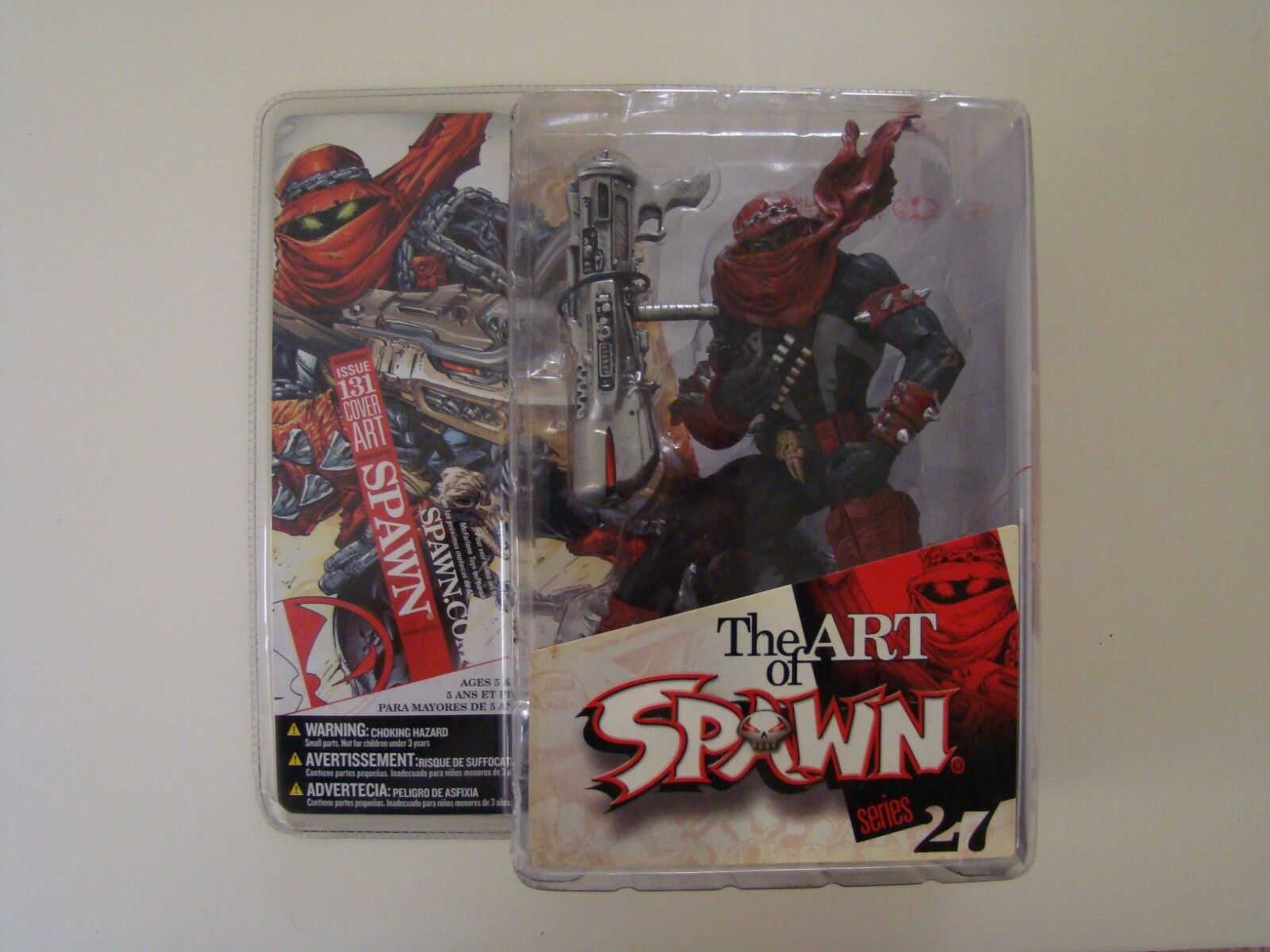 Figurine Spawn the Art of Spawn serie 27