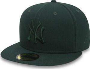 La imagen se está cargando New-Era-York-Yankees-Liga-Essential-Verde-Oscuro- cec422d21b0
