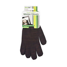 GUANTI TOUCHSCREEN GLOVES MARRONI APPLE IPHONE 5 4 4S i9100 NOTE i9300 TABLET