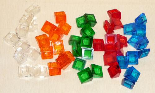 Nr.9239 Lego 54200 City MIX 50 Dachsteine 30° 1x1 x 2//3 transparent 5 Farben