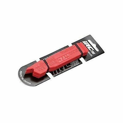 IRC TIRE TIRE LEVER FOR IRC TUBELESS TIRE 2pcs Red made in japan