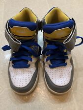 0eef60af42 item 1 Nike 6.0 Mid Morgan High Top Skate Shoes Dunk Size 5 1/2 5.5 youth  Blue/Grey -Nike 6.0 Mid Morgan High Top Skate Shoes Dunk Size 5 1/2 5.5  youth ...