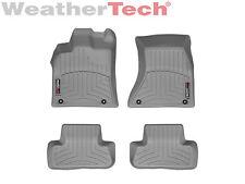 WeatherTech Floor Mats FloorLiner for Audi Q5 - 2009-2017 - Grey