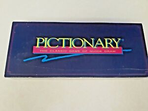 MANUFACTURE SEALED FREE EXPRESS DELIVERY FROM UK pictionary board game