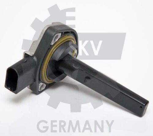 1x Ölstandsensor Motorölstand Sensor Ölniveau Ölniveausensor mit Dichtung BMW