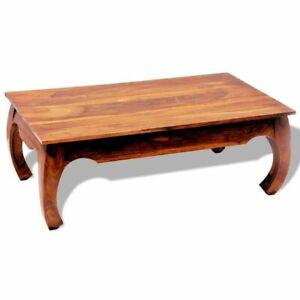 Tavolino Da Salotto Etnico.Dettagli Su Vidaxl Tavolino Da Salotto Legno Sheesham 40 Cm Tavolino Etnico Laterale