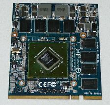 Nvidia GeForce 9800M GT 1024 MB (1GB) G94-705-B1 Grafikkarte für Asus G70S.
