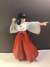 2004 Inuyasha KIKYO Action Figure by Toynami Loose