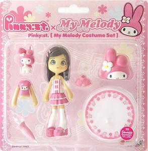 Pinky:st Street PC006 Sanrio Hello Kitty MY MELODY Sacchin Vinyl Figure Anime