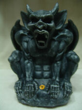 HALLOWEEN BLOW MOLD GARGOYLE LIGHTS/TALKS PROP/DECORATION  FREE SHIPPING