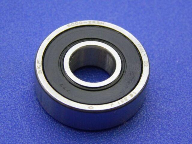 1 Pieza SKF 6000 2RSH (10x26x8 mm) Rodamiento Rodamientos (2RS, 2RSR)
