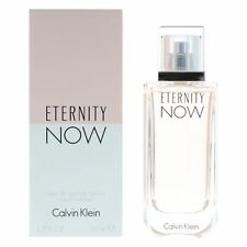 Calvin Klein Eternity Now Eau de Parfum 50ml Spray Women s - NEW. EDP - For 20b1491018