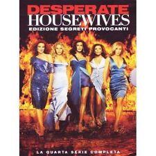 Desperate Housewives - Serie TV - Stagione 4 - Cofanetto Con 5 Dvd - Nuovo