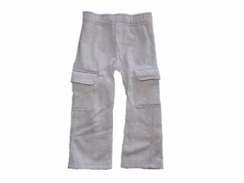 NWT Boy/'s Gymboree Hop n/' Roll gray elastic pants ~ 6 12 18 24 months
