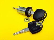 OPEL Cilindro serratura + 2x Chiave Blocchetto accensione Corsa B + C Astra G