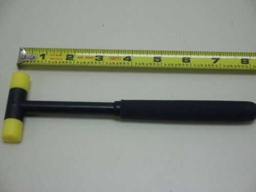 Bearcat Tools No.RT-32 Replaceable Plastic Tip Metal Head Hammer