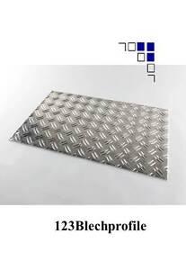Alu-Riffelblech-3-5-5mm-Aluminium-Duett-Warzenblech