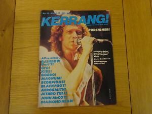 Kerrang-Magazine-Issue-No-15-May-6-19-1982-Foreigner-Rainbow-Kiss-Jethro-Tull