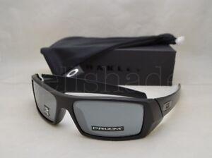 484072a4de396 Oakley GASCAN (OO9014-43 60) Matte Black with Prizm Black Lens