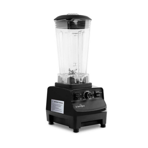 2in1 Food Processor & Blender 2L Black