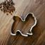 3 Tailles Instagram Shih Tzu Dog Cookie Cutter-fondant-biscuit