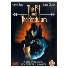 The Pit and the Pendulum (1990) [DVD] - NEW SEALED FREEPOST