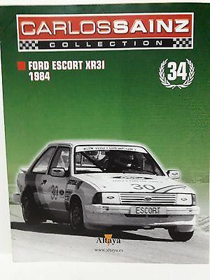 FASCICULOS CARLOS SAINZ FASC25 FORD FOCUS WRC 2001
