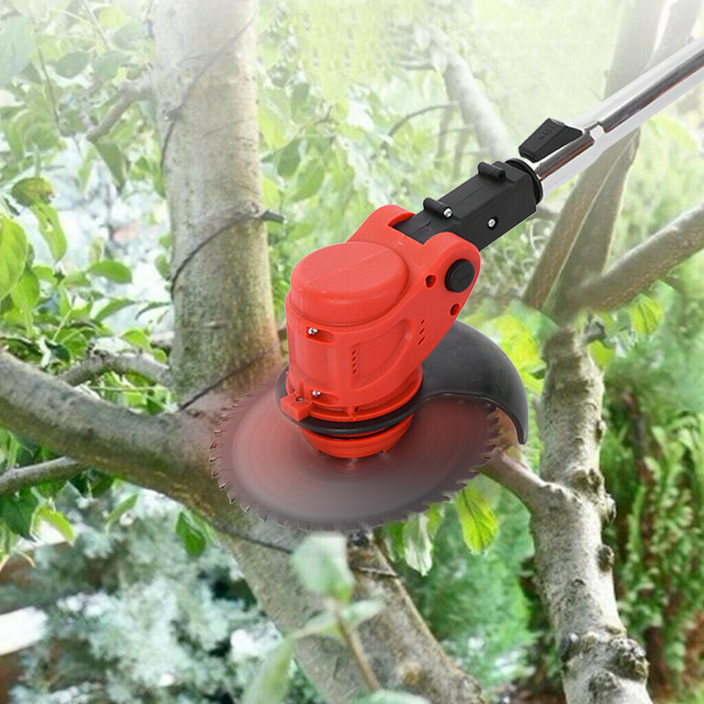 Cordless String Lawn Trimmer Edger Lithium-ion