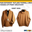Carhartt-Men-039-s-Rain-Defender-Rutland-Thermal-Lined-Hooded-Zip-Front-Sweatshirt thumbnail 9