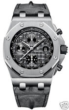 Audemars Piguet Royal Oak Offshore Grey 42mm 26470st.oo.a104cr.01 Ret: $26,000