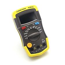 Lcd Digital Meter Xc6013l Capacitance Capacitor Tester Mf Uf Circuit Gauge Meter