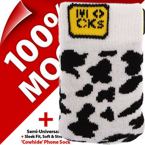 Mocks-Cow-Hide-Mobile-Phone-MP3-Sock-Case-Cover-Pouch-Sleeve-for-iPhone-4S-5S-SE